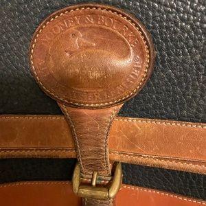 Vintage Dooney & Bourke over the shoulder bag